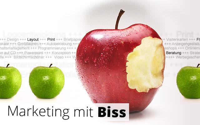 Marketing für klein- und mittelständige Unternehmen.-image